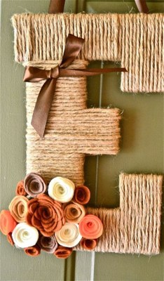 Twine Letters